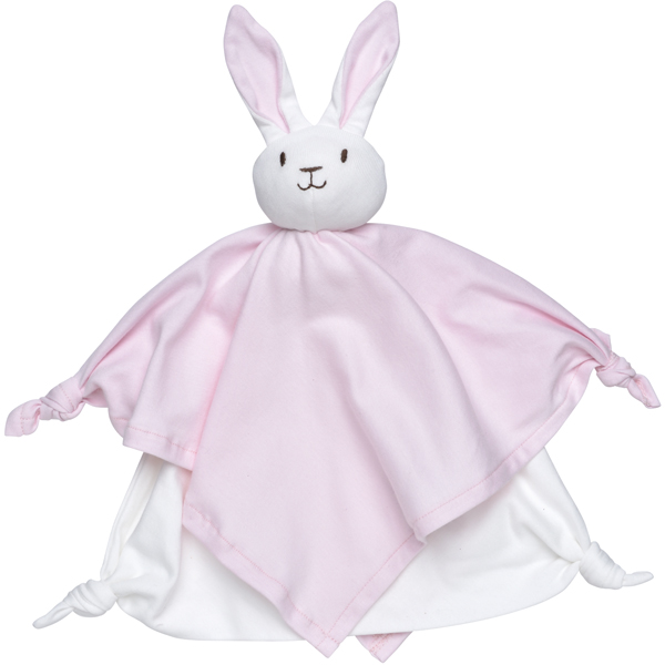Earthhero - Bunny Blanket Buddy - Blush