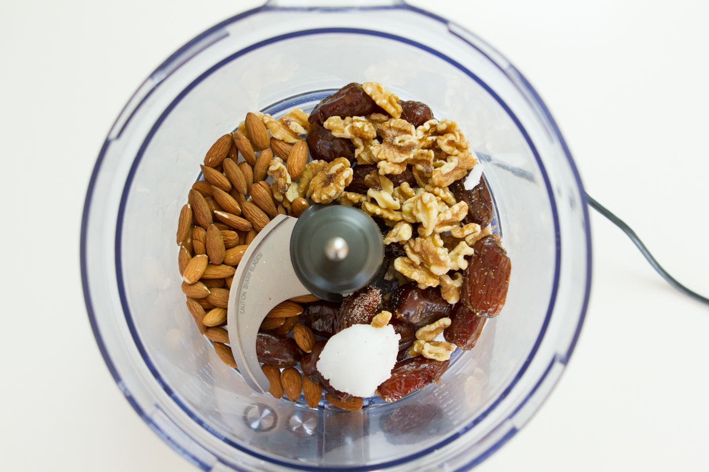 EarthHero - Vegan Pumpkin Cheesecake Bites Crust Ingredients