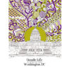 EarthHero - Washington DC Adult Coloring Book 1