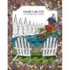 EarthHero - Lakeside Living Adult Coloring Book 1