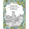 EarthHero - City of Baltimore Adult Coloring Book 1