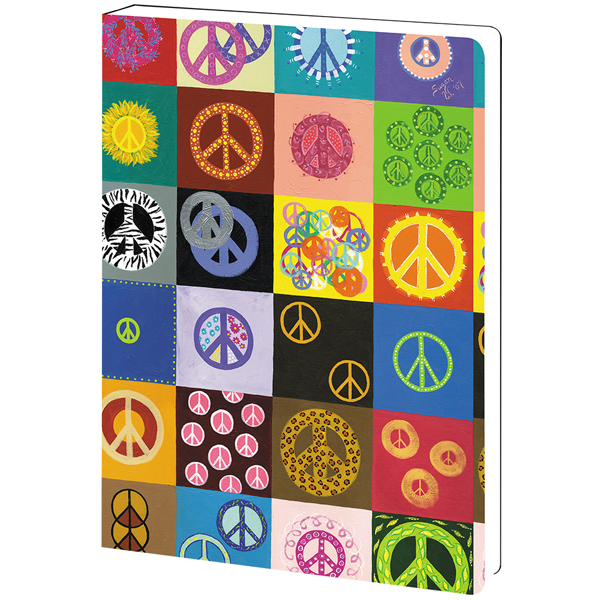 EarthHero - Peace Is Everywhere Eco Friendly Notebook 1