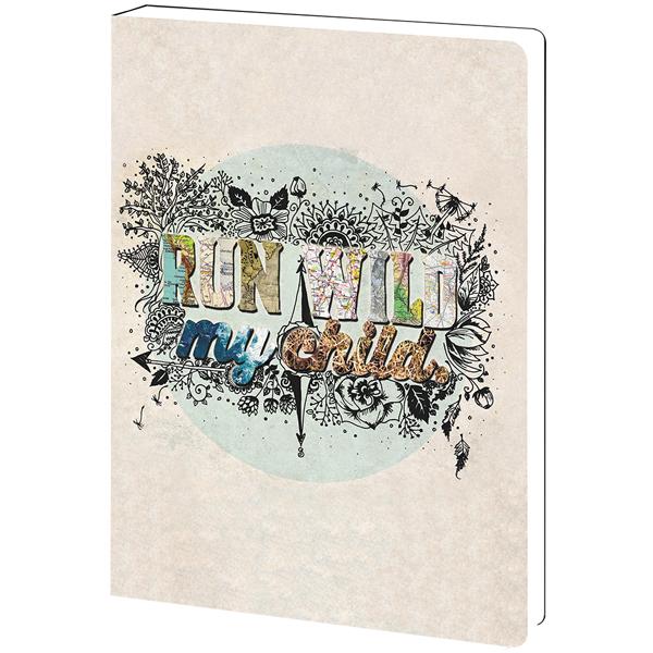 EarthHero - Run Wild My Child Eco Friendly Notebook 1