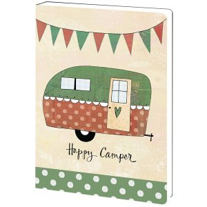 EarthHero - Happy Camper Eco Friendly Notebook 1