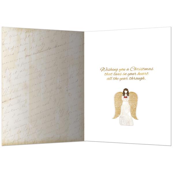 EarthHero - Christmas Angel Christmas Cards (10 Pk) 2