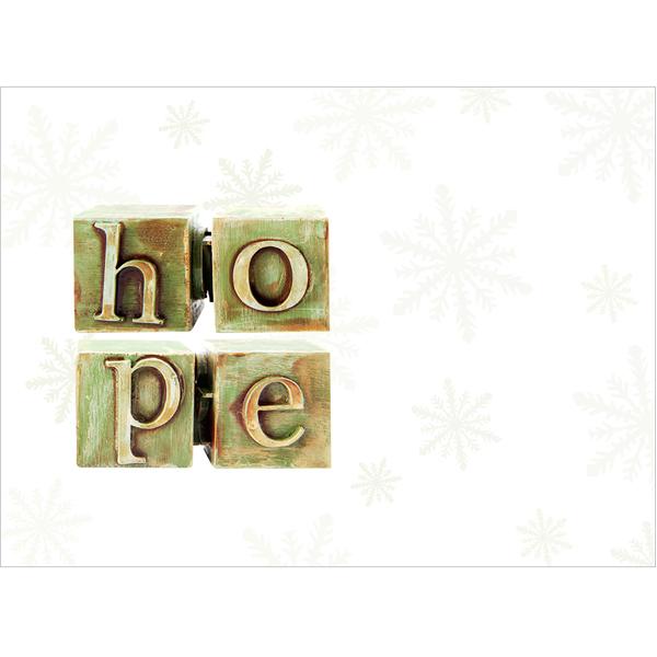 EarthHero - Hope Holiday Greeting Cards (10 Pk) 3