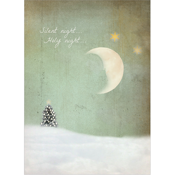 EarthHero - Holy Night Christmas Cards(10 Pk) 1