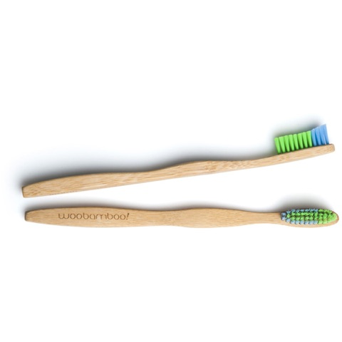 EarthHero - Adult Soft WooBamboo Toothbrush - 1
