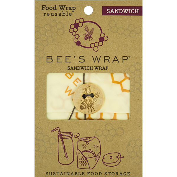 EarthHero - Sandwich Beeswax Wrap 1