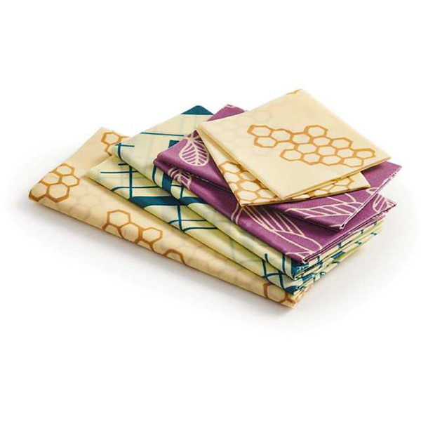 EarthHero - Reusable Beeswax Wrap Variety Pack 2