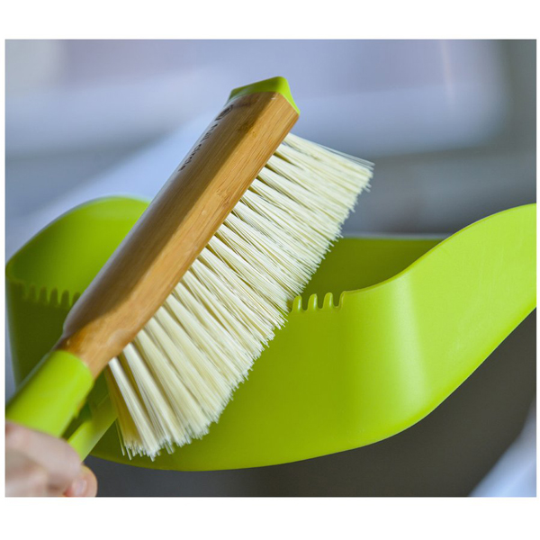 EarthHero - Clean Team Dustpan and Brush Set - 2