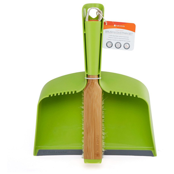 EarthHero - Clean Team Dustpan and Brush Set - 1