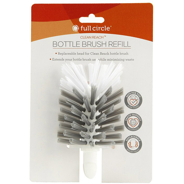 EarthHero - Clean Reach Full Circle Bottle Brush Refills | Shop Eco-Friendly Cleaning - 6