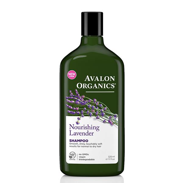 EarthHero - Avalon Organics Nourishing Lavender Shampoo 1