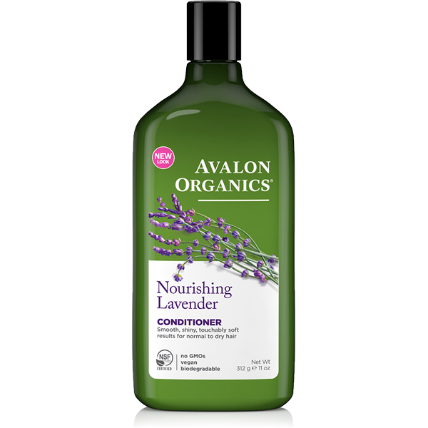 EarthHero - Avalon Organics Nourishing Lavender Conditioner 1