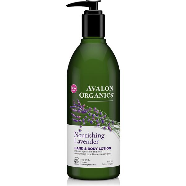 EarthHero - Avalon Organics Lotion Lavender 1