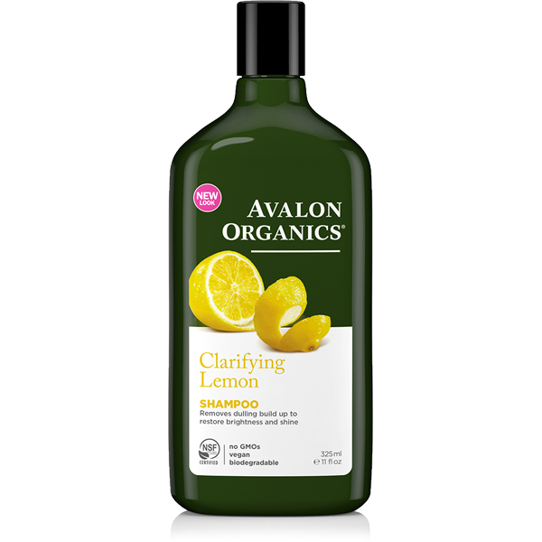 EarthHero - Avalon Organics Lemon Clarifying Shampoo 1