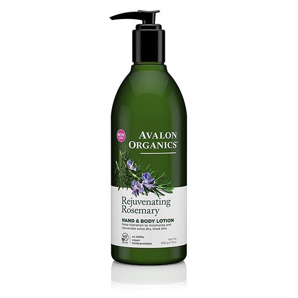 EarthHero - Avalon Organics Rosemary Lotion 1