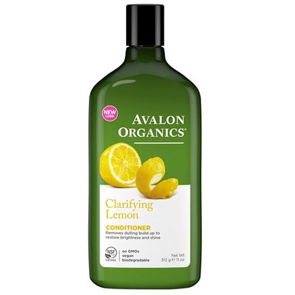 EarthHero - Avalon Organics Conditioner Clarifying Lemon 1