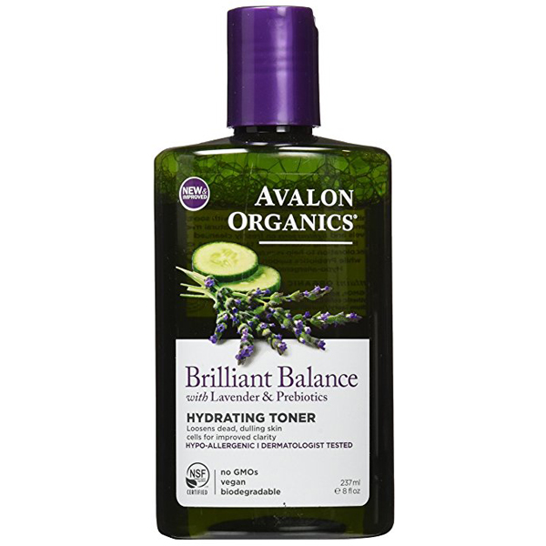 EarthHero - Avalon Organics Hydrating Toner 1
