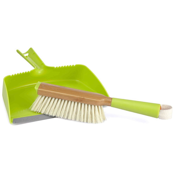 EarthHero - Clean Team Dustpan and Brush Set - 6