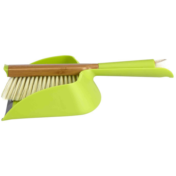 EarthHero - Clean Team Dustpan and Brush Set - 5