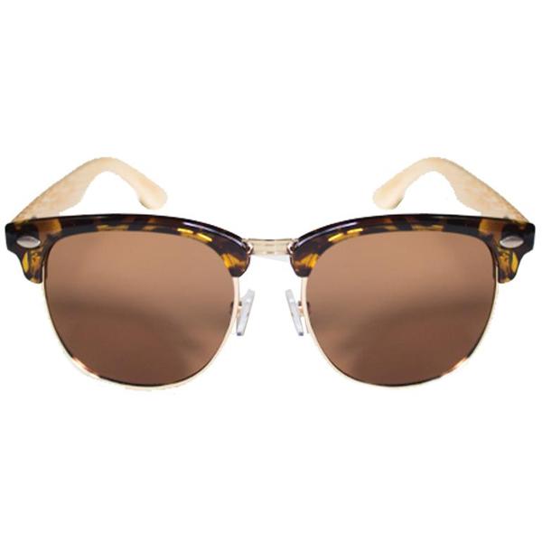 1201f69091e EarthHero - Sunny Sides Bamboo Polarized Sunglasses in Tortoise 2