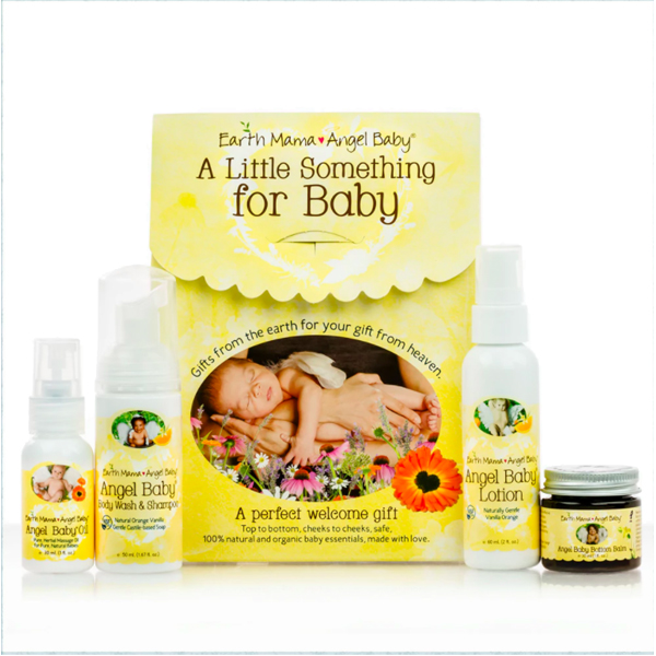 EarthHero - A Little Something for Baby Bath Set 1