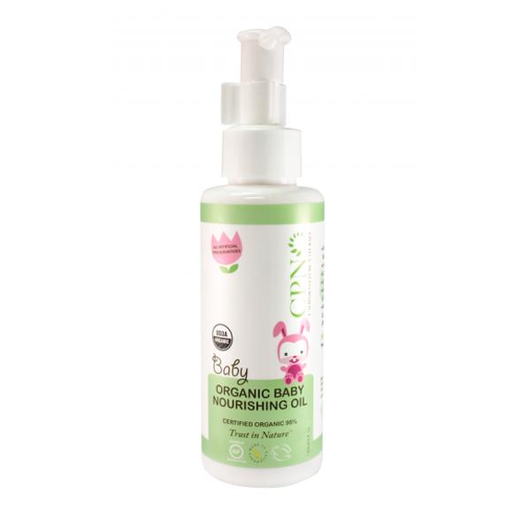EarthHero - Nourishing Organic Baby Oil