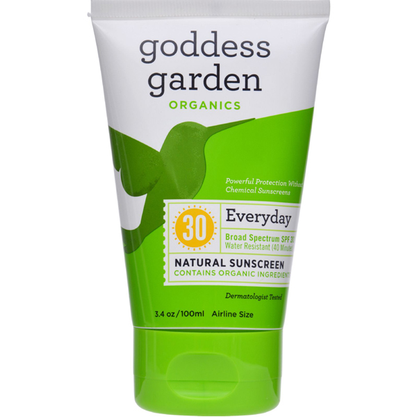 EarthHero - Goddess Garden Sunscreen SPF 30