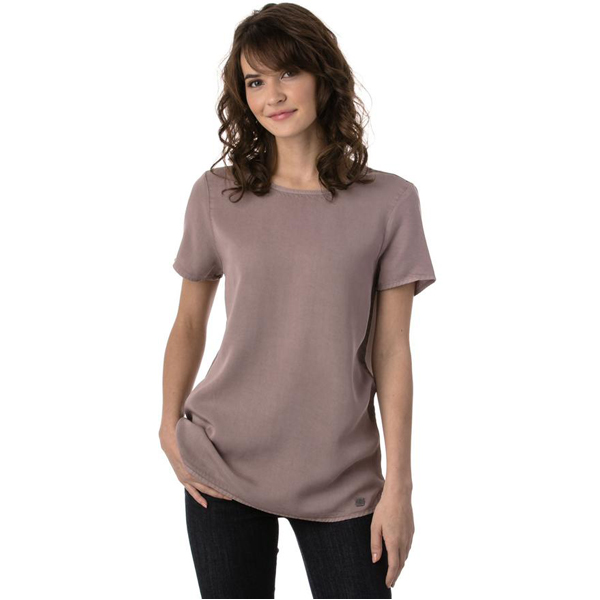 EarthHero - Teak Short Sleeve Blouse 1