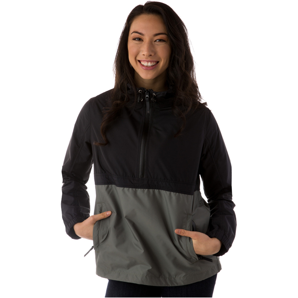 EarthHero - Rue Hooded Pullover Rain Jacket 1