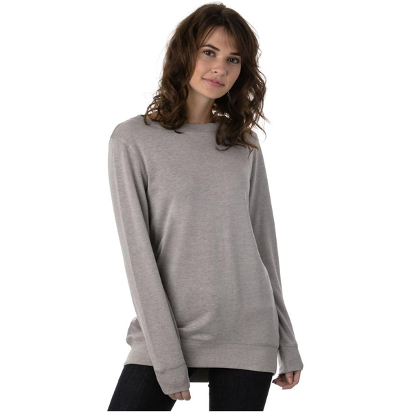 EarthHero - Flow Boatneck Womens Long Sleeve Tee 1
