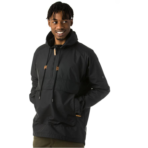 EarthHero - Compass Hooded Pullover Rain Jacket 1