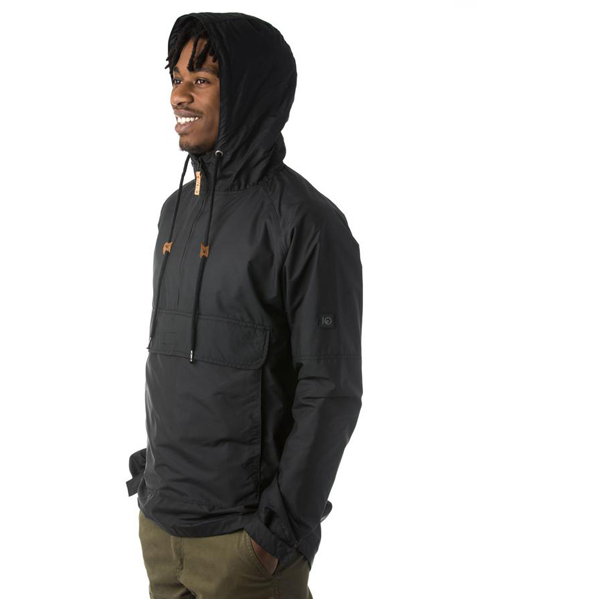 EarthHero - Compass Hooded Pullover Rain Jacket 2