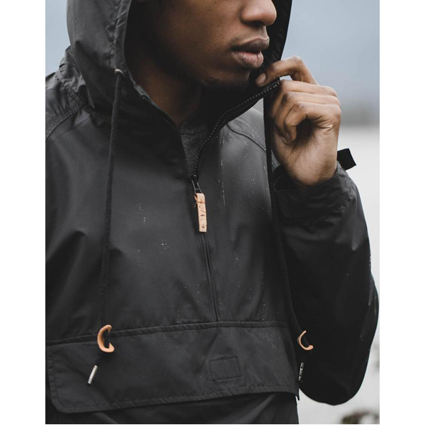 EarthHero - Compass Hooded Pullover Rain Jacket 5