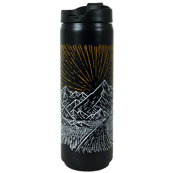 EarthHero - Alpine Glow Insulated Travel Coffee Mug 2
