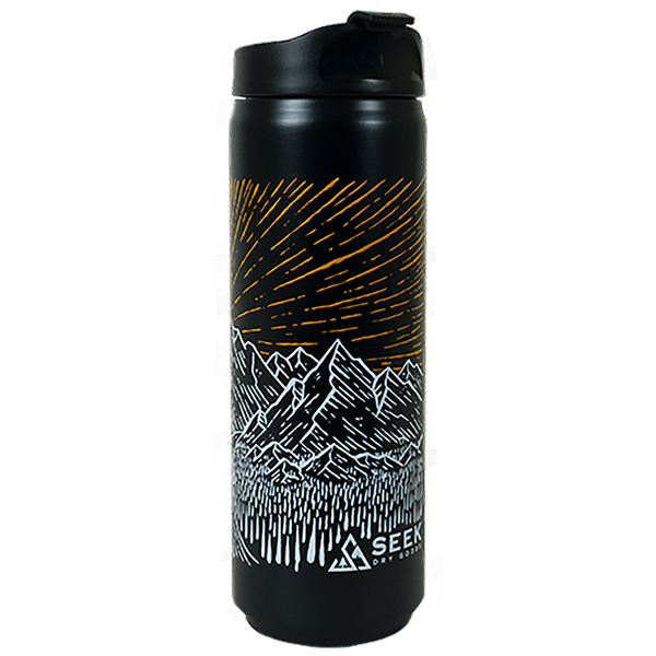 EarthHero - Alpine Glow Insulated Travel Coffee Mug - 16 oz
