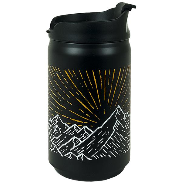 EarthHero - Alpine Glow Insulated Travel Coffee Mug - 8 oz