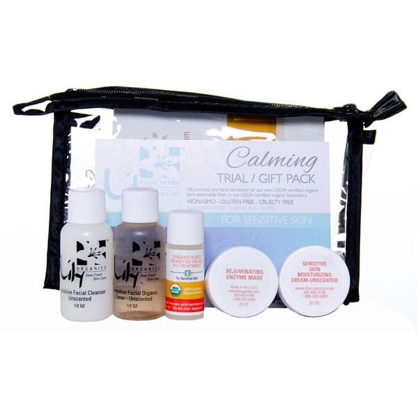 EarthHero - Calming Skin Care Trial Pack