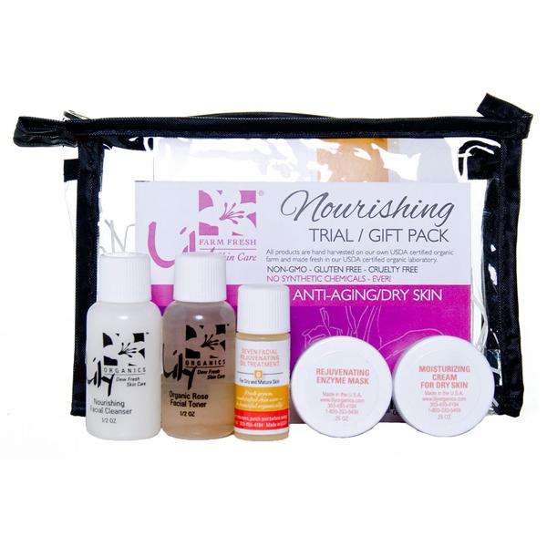 EarthHero - Nourishing Skin Care Trial Pack