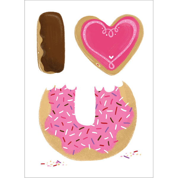 EarthHero - Too Sweet Valentine's Day Cards (4pk) 1