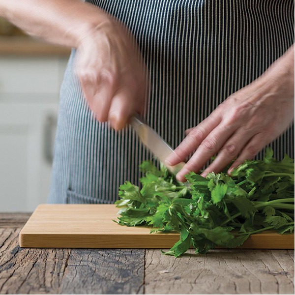 EarthHero - Undercut Bamboo Cutting Board - 4