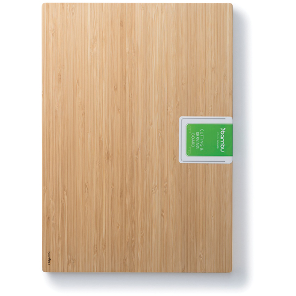 EarthHero - Undercut Bamboo Cutting Board -  Extra Large