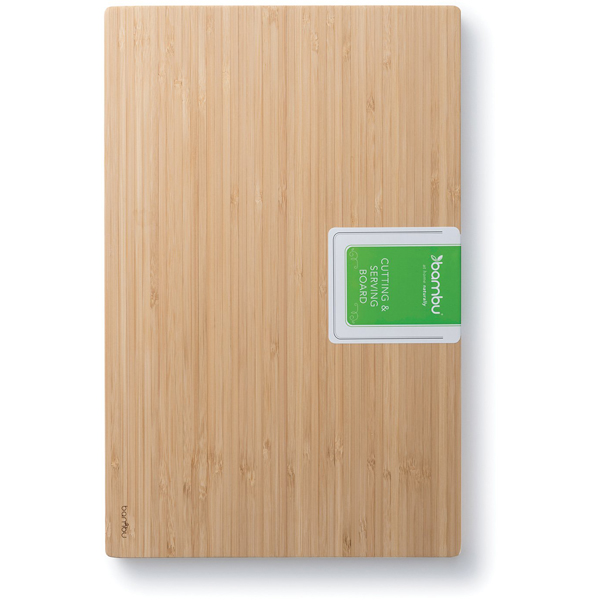 EarthHero - Undercut Bamboo Cutting Board -  Large