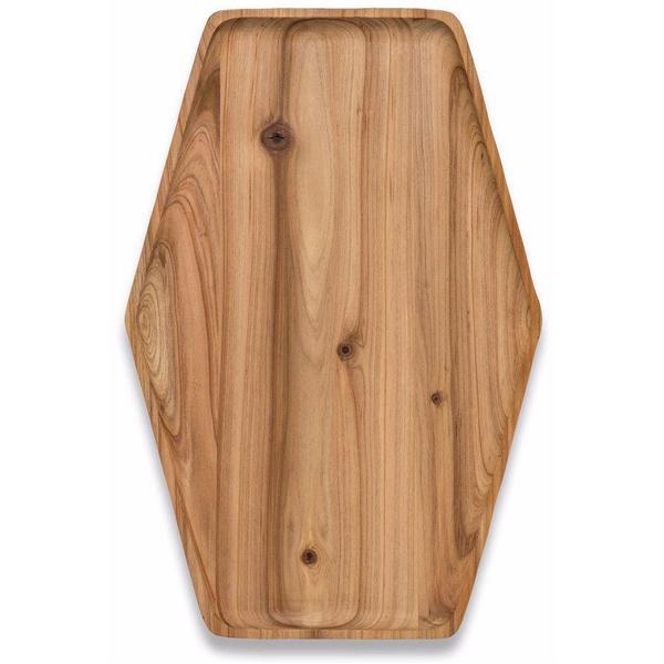 EarthHero - Upcycled Cedar Wood Serving Tray - 1