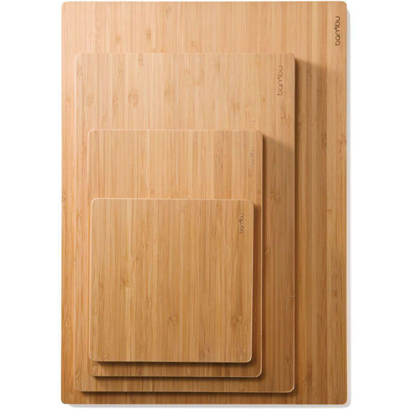 EarthHero - Undercut Bamboo Cutting Board - 1