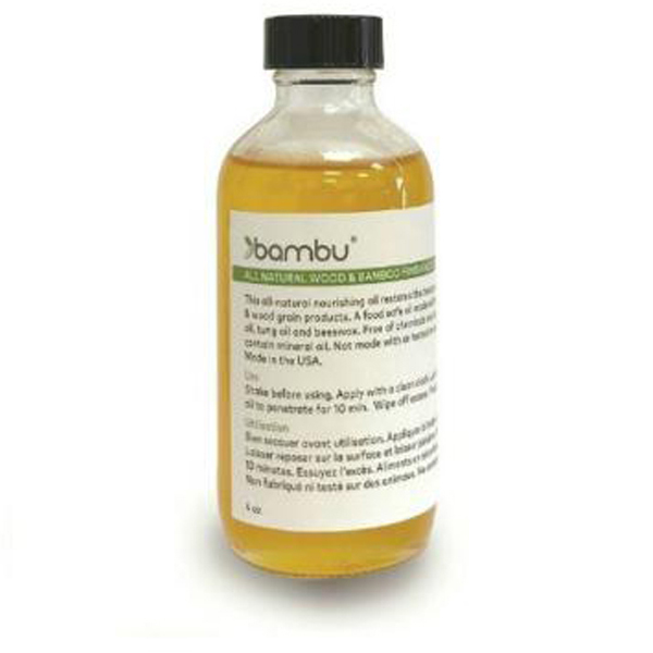 EarthHero - Bamboo and Wood Grain Finishing Oil - 1