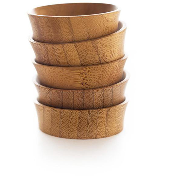EarthHero - Bamboo Condiment Cups - Small 4pk - 3