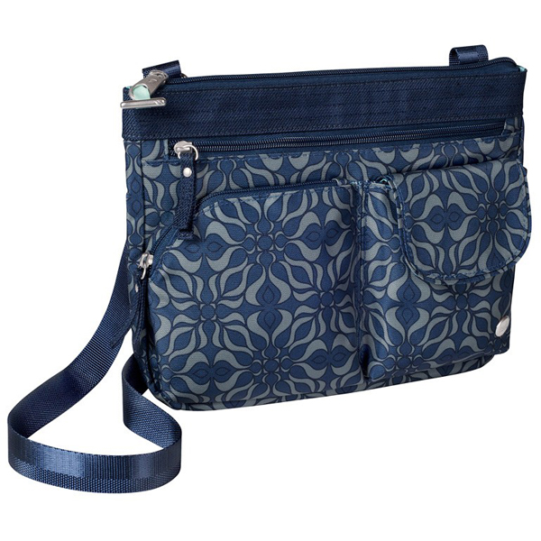 EarthHero - Wanderlust Crossbody Bag - Midnight Geo Print